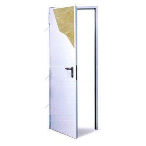 Porta tagliafuoco CLASSIC REI 60 / 120 - 1 anta / 2 ante