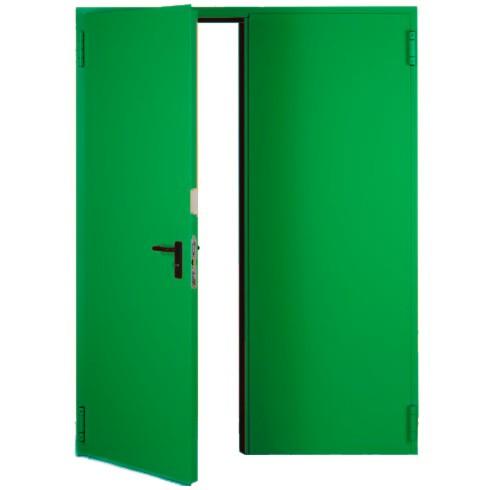 Porta tagliafuoco Classic REI60 2 ante