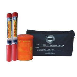 kit di soccorso nautico